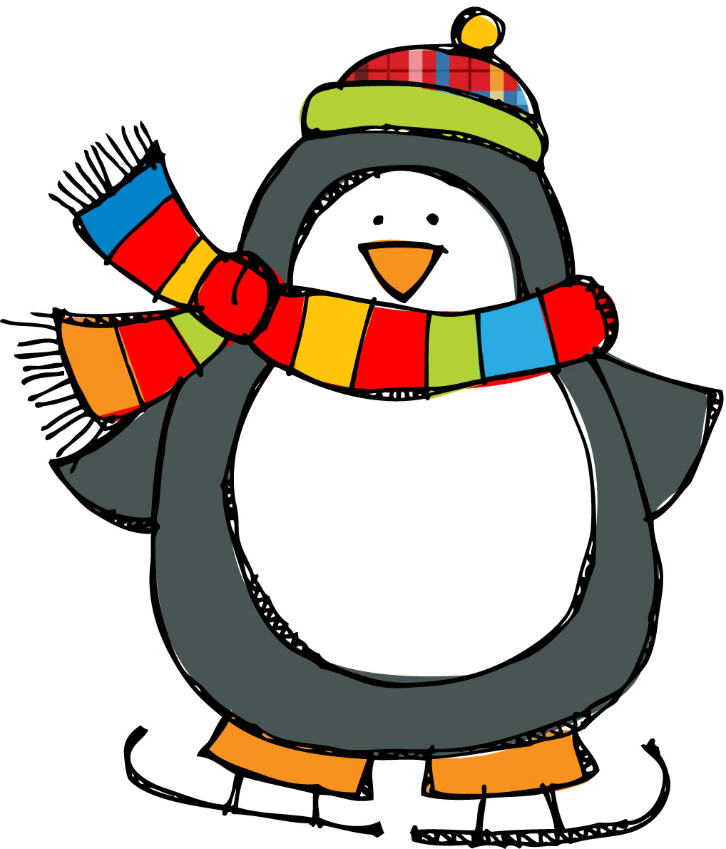 Holiday Penguin Clip Art | Clipart Panda - Free Clipart Images