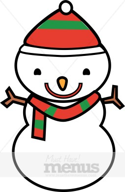 Holiday Snowman Clip Art | Clipart Panda - Free Clipart Images