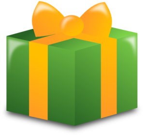 Holiday Wrapped Gift Clipart Panda Free Clipart Images