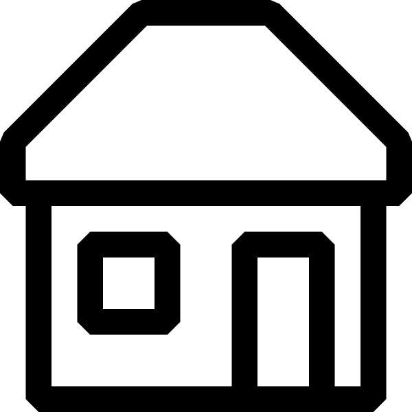 Home Construction Clipart Black And White