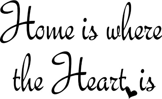 home is where the heart is quote clipart panda free clipart images. Black Bedroom Furniture Sets. Home Design Ideas