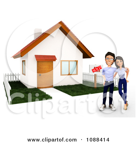 Image Gallery New Homeowner Clip Art