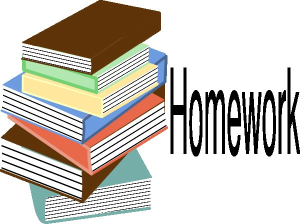 home work book