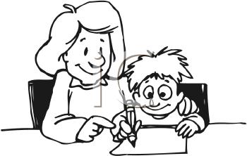 Homework help clipart
