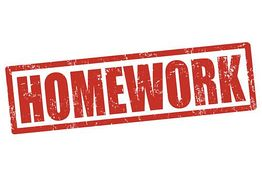 Image result for homework alert