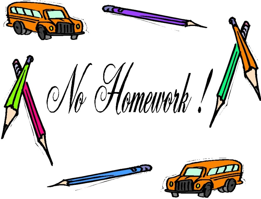 homework images clip art