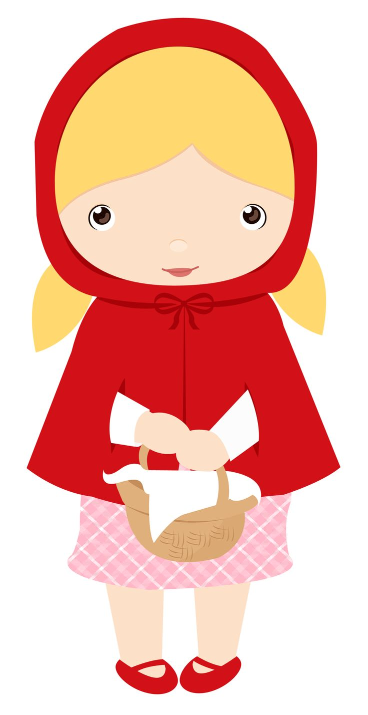 red riding hood scrap clipart panda free clipart images rh clipartpanda com little red riding hood characters clipart little red riding hood characters clipart