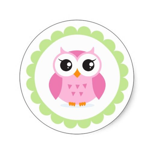 Pink Owl Clipart | Clipart Panda - Free Clipart Images