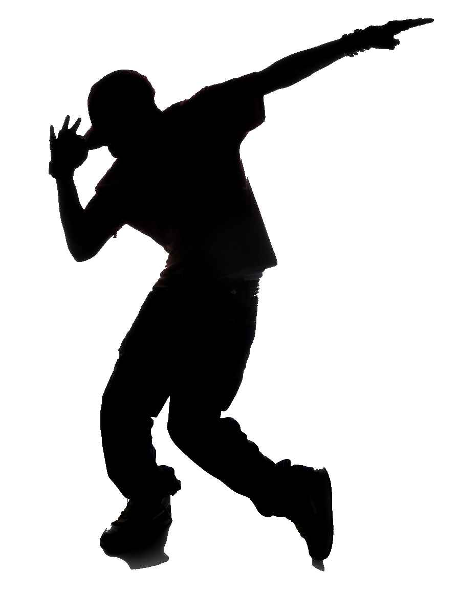 Modern Dancer Silhouette | Clipart Panda - Free Clipart Images