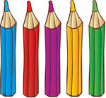 Horizontal Crayon Clipart | Clipart Panda - Free Clipart Images