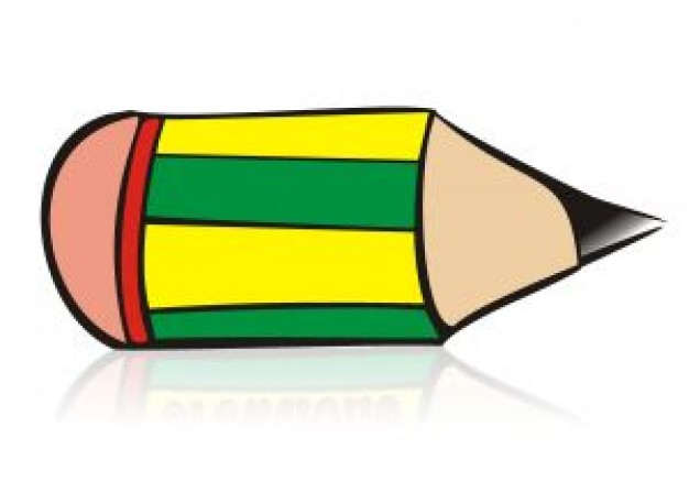 Horizontal Pencil Clipart | Clipart Panda - Free Clipart ...