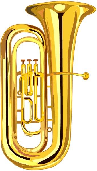Tuba clip art | Clipart Panda - Free Clipart Images