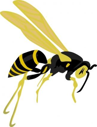 flying wasp clip art vector clipart panda free clipart images rh clipartpanda com hornet clipart black and white hornet images clip art