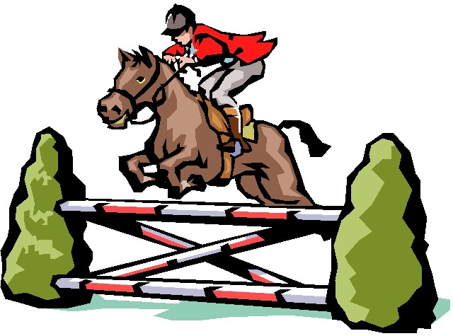Western Horse Riding Clipart Western Horse R...