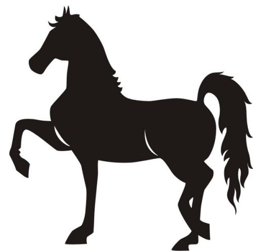 horse lovers clip art - photo #45