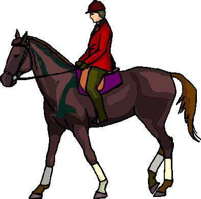Horses Clip Art