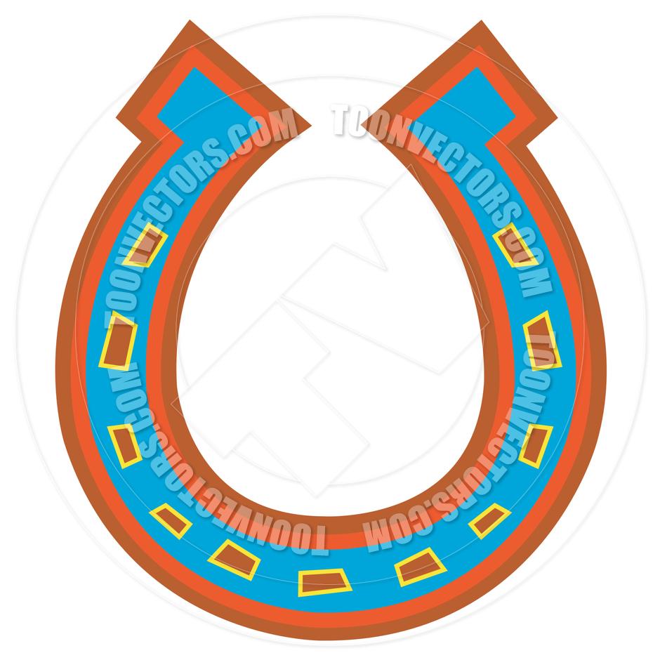 horseshoe clipart