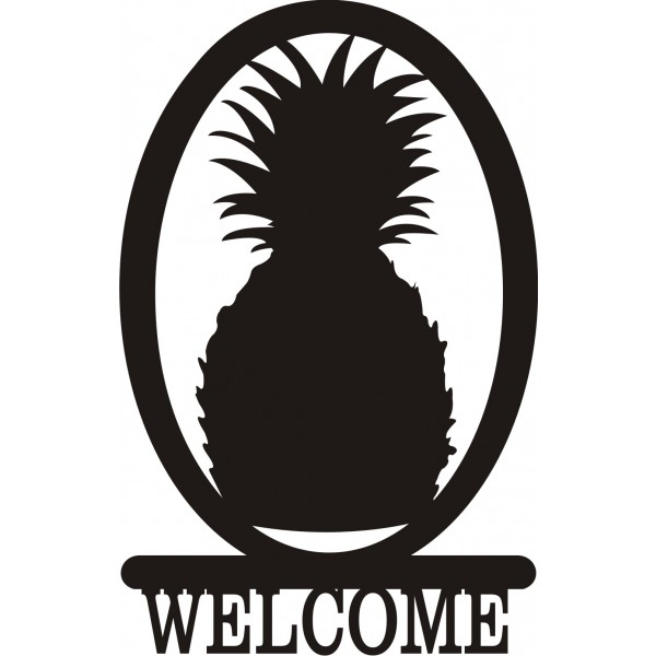 Welcome Pineapple | Clipart Panda - Free Clipart Images