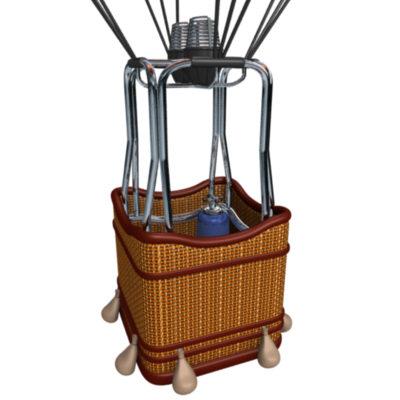 Hot Air Balloon Empty Basket | Clipart Panda - Free ...