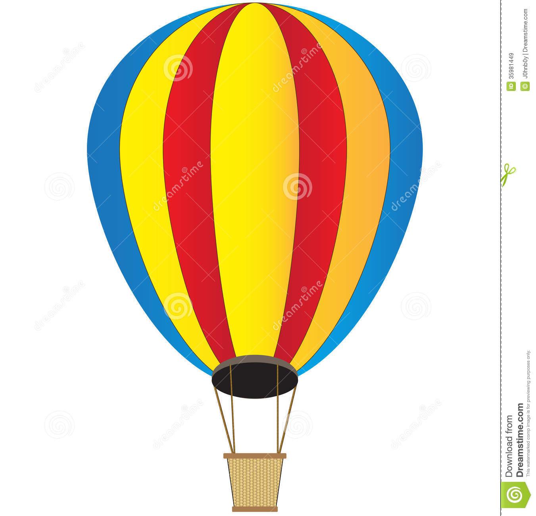 clipart hot air balloon - photo #35
