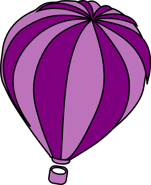 Hot Air Balloon Basket Drawing | Clipart Panda - Free Clipart Images