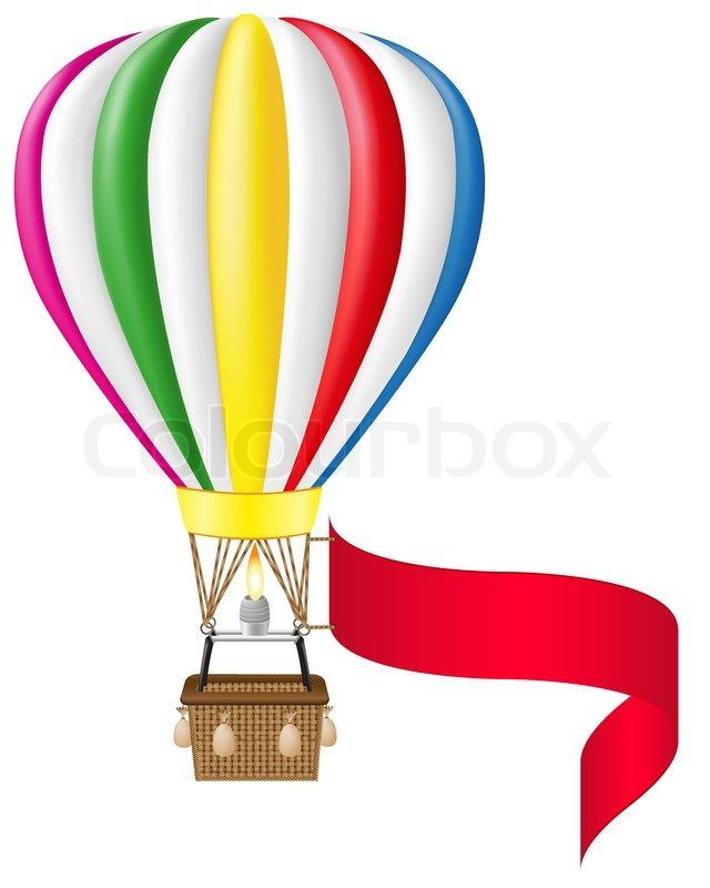 Clipart Balloon Man