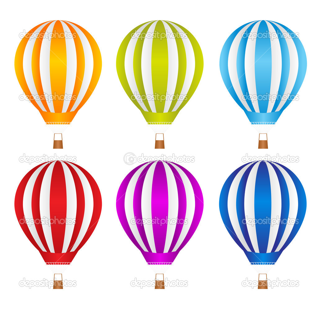 how to draw a hot air balloon basket