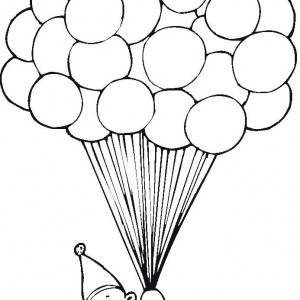 Hot Air Balloon Coloring Pages Clipart Panda Free Clipart Images