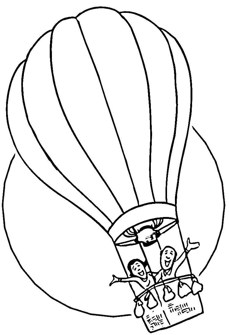 Hot Air Balloon Pencil Drawing Clipart Panda Free Clipart Images