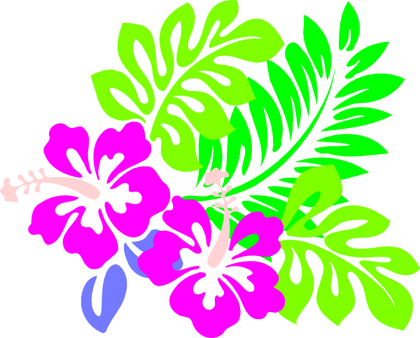 hot%20pink%20flower%20clipart