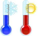 Thermometer Hot and Cold icon | Clipart Panda - Free ...