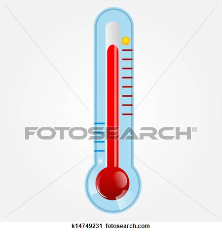 Hot Thermometer Clip Art | Clipart Panda - Free Clipart Images