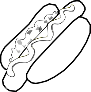 hotdog%20clipart