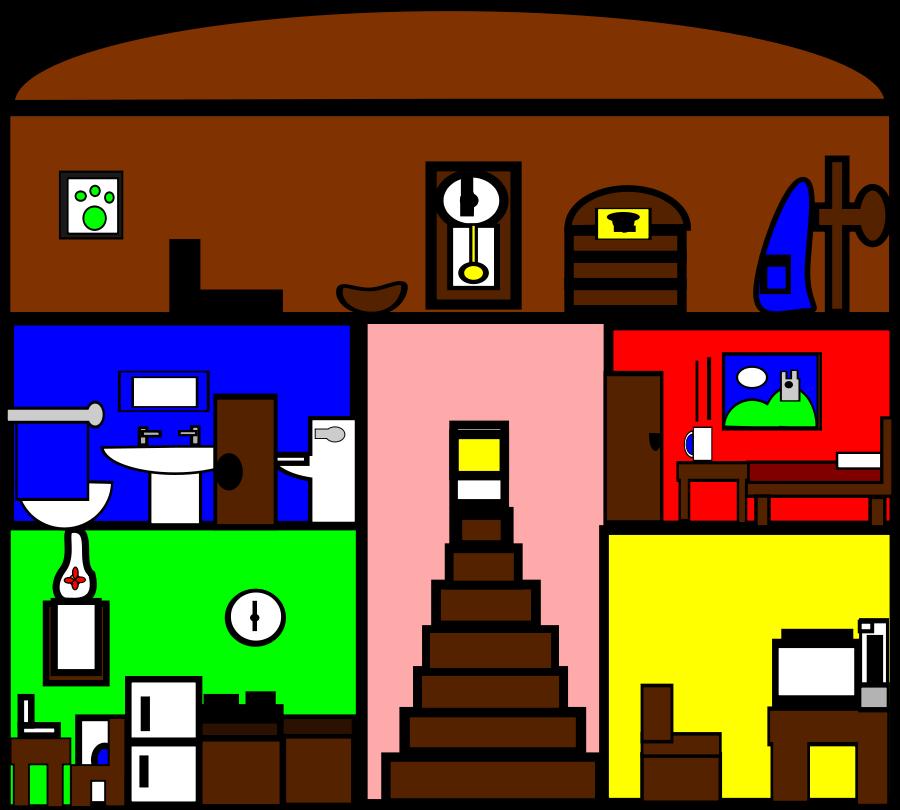 House Clip Art Logo | Clipart Panda - Free Clipart Images