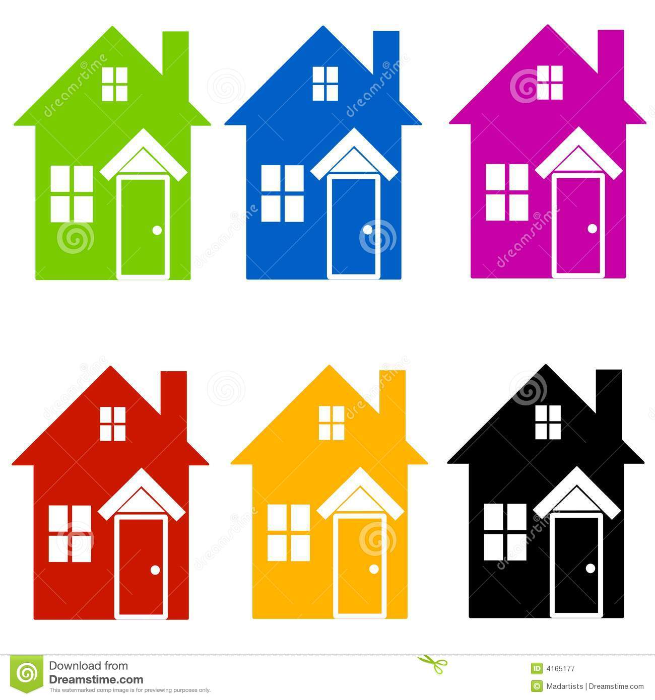 house clip art free cartoon clipart panda free clipart images rh clipartpanda com open house free clipart free clipart images of houses