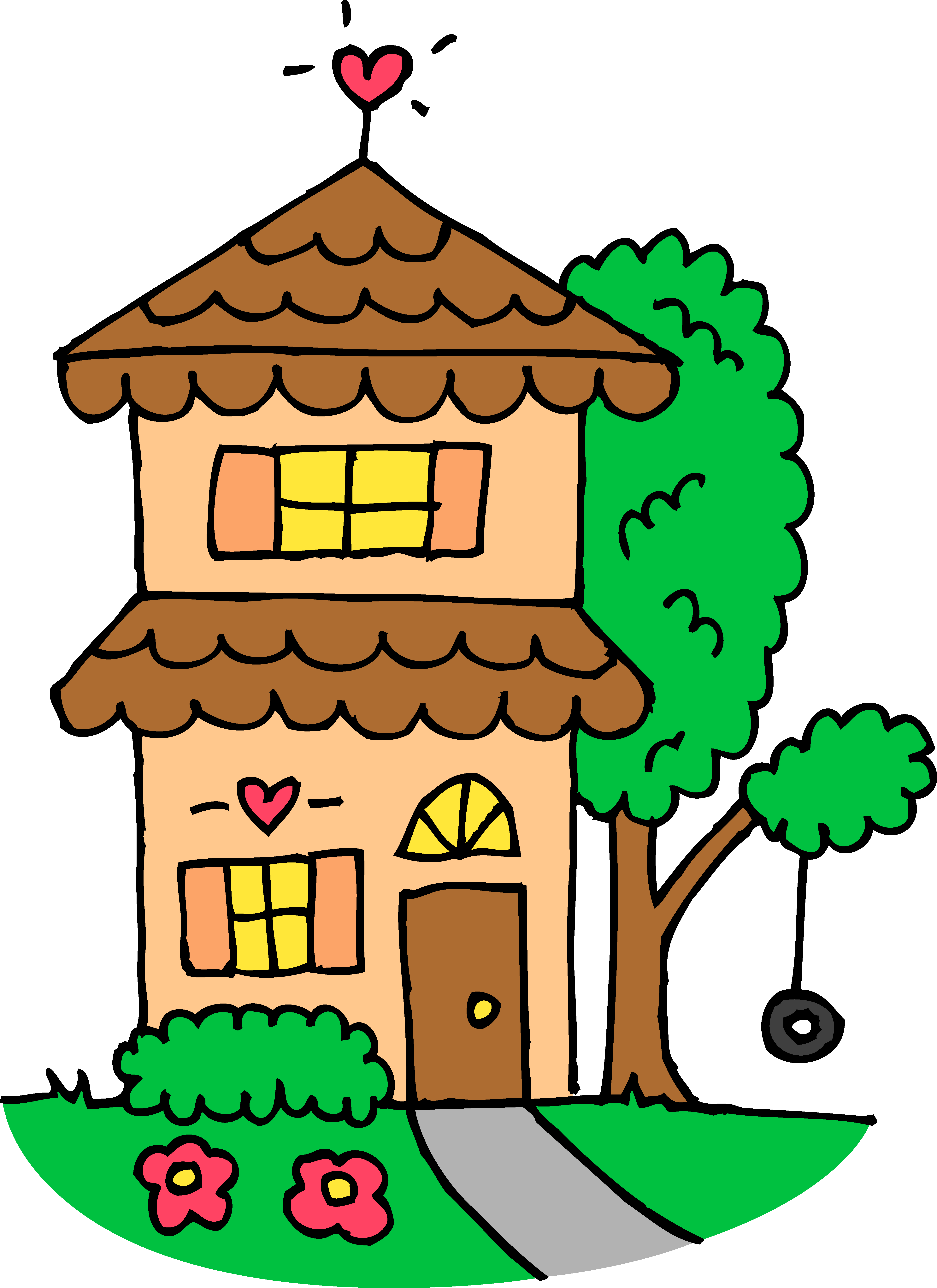 house clip art free cartoon clipart panda free clipart