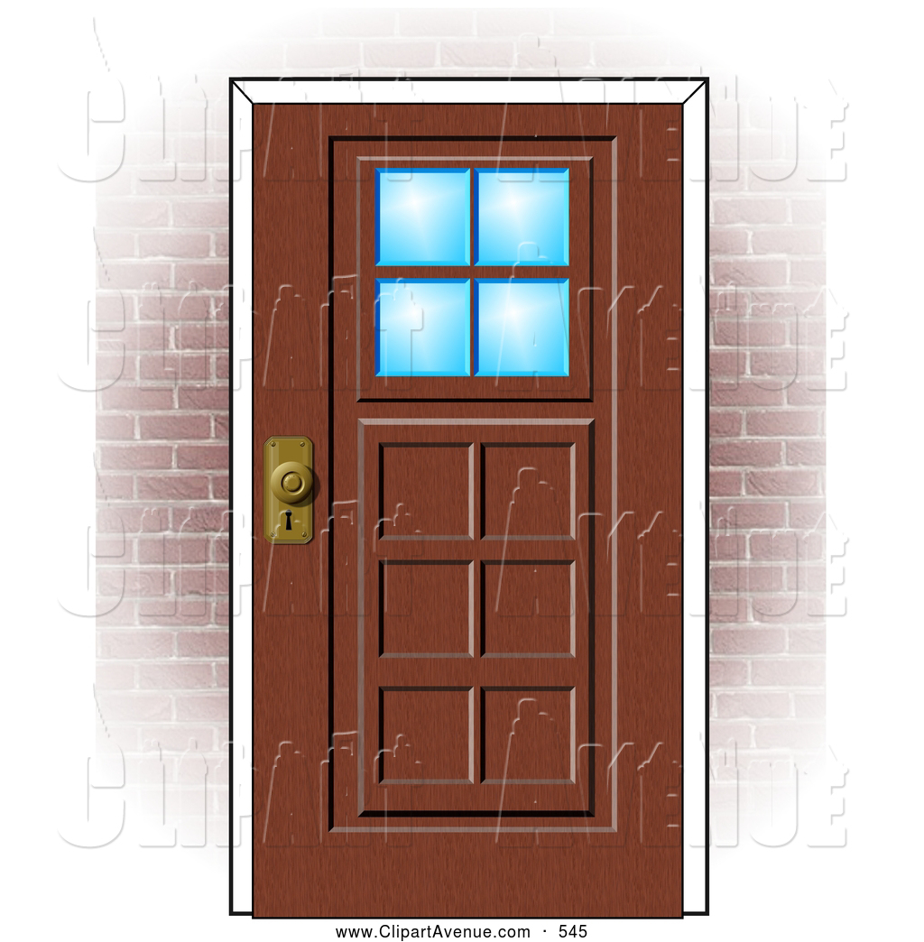 House door clipart clipart panda free clipart images for House doors with windows