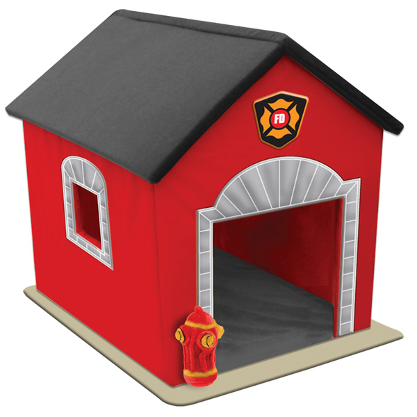 Firefighter Dog Collar