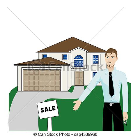 House For Sale Clip Art | Clipart Panda - Free Clipart Images