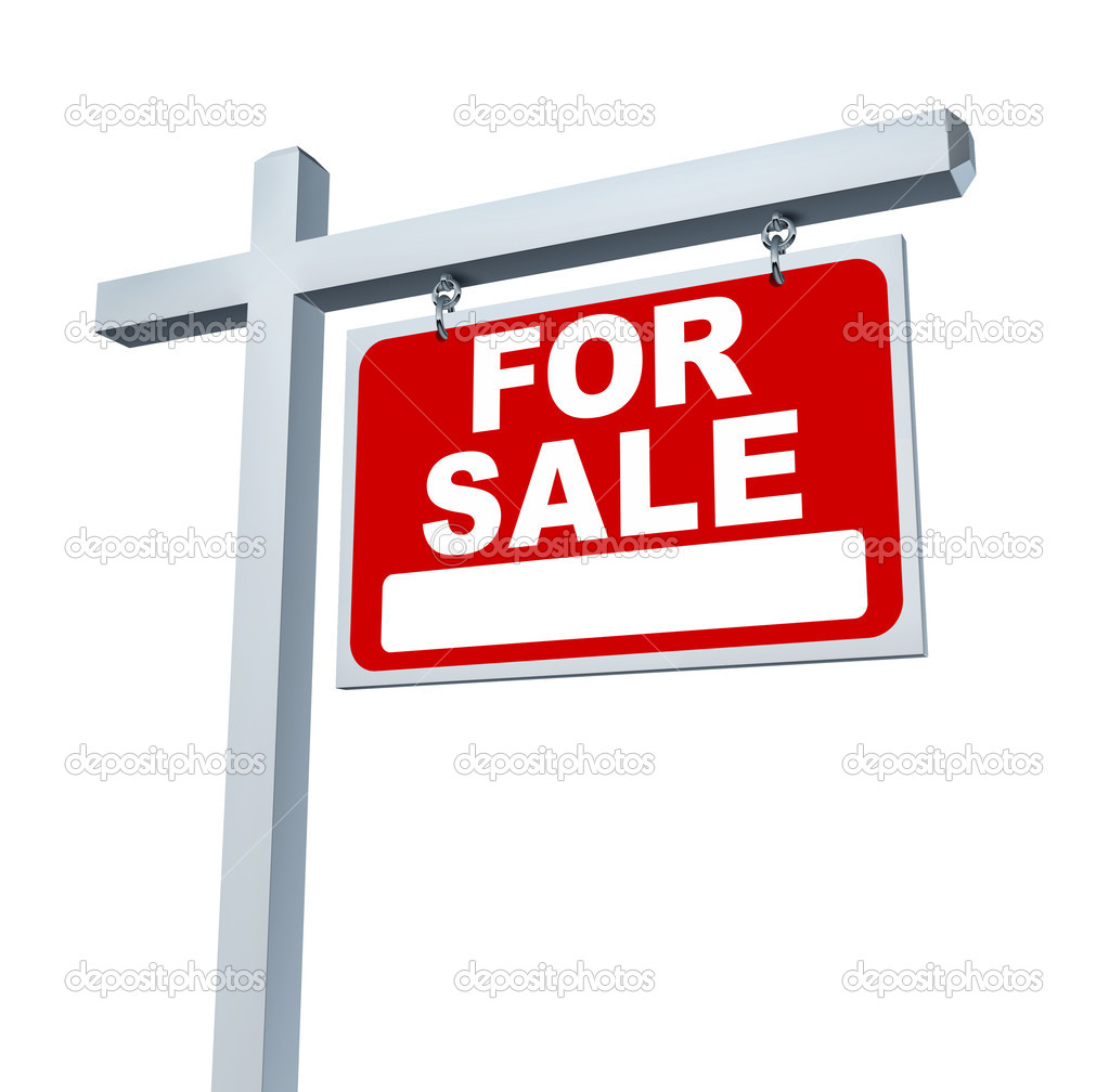 Blank real estate sign png the image for Real art for sale