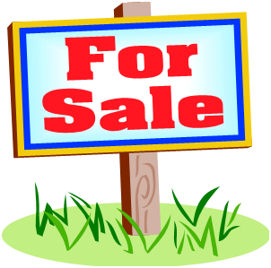 House for sale sign clipart panda free clipart images for Sites to sell art