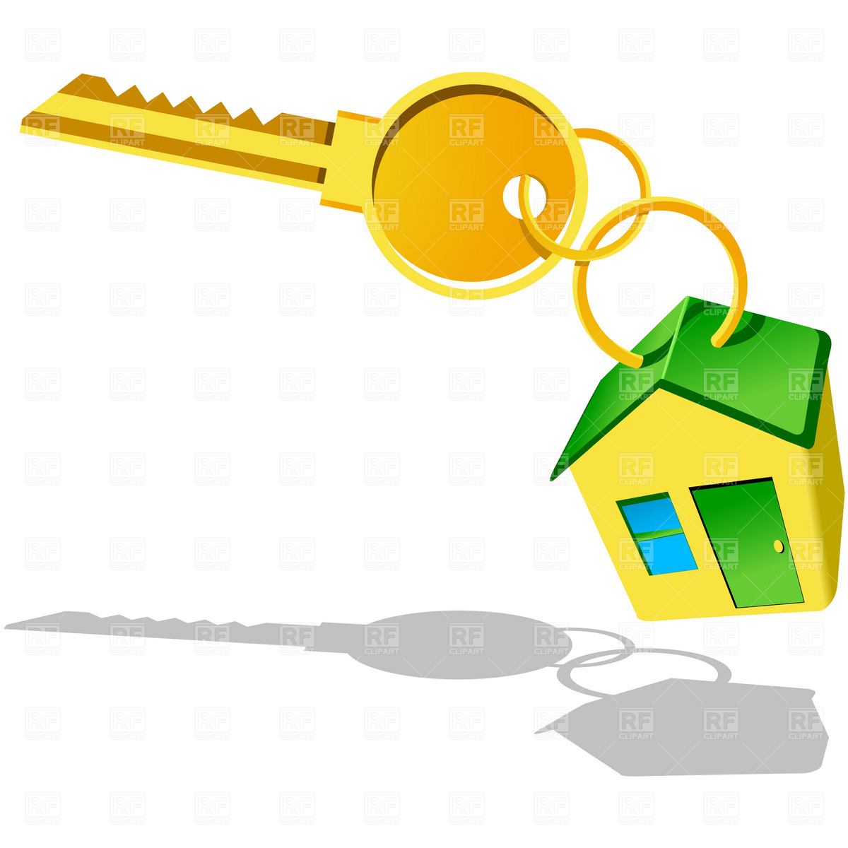 House Key Clipart | Clipart Panda - Free Clipart Images