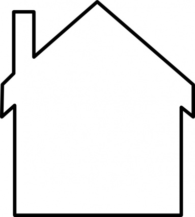 house outline clipart black and white clipart panda free clipart rh clipartpanda com home outline clip art simple house outline clipart