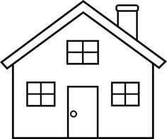 house20outline20template