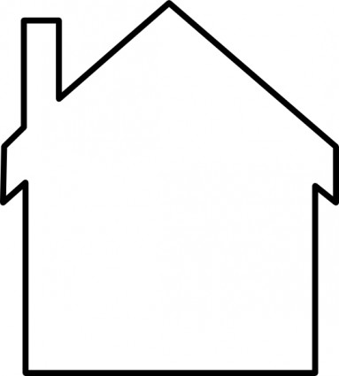 house%20outline%20template