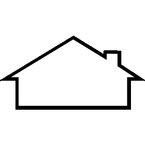 house%20roof%20outline%20clipart