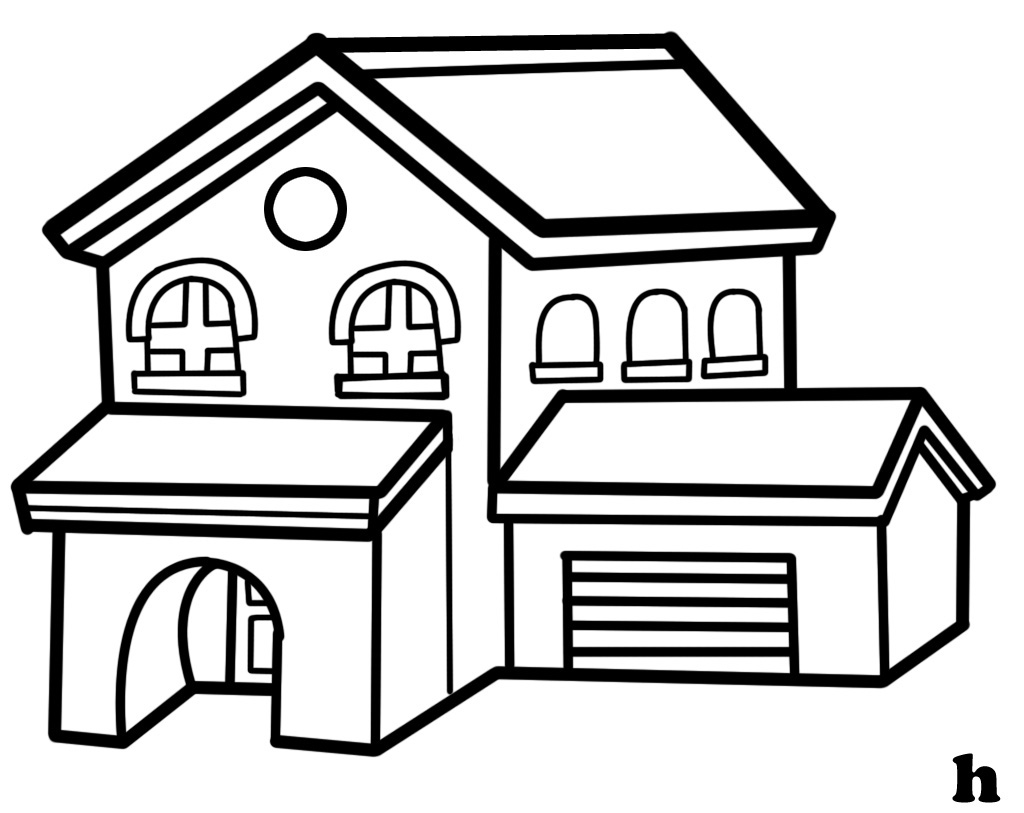 Sold house clip art clipart panda free clipart images for Draw house online