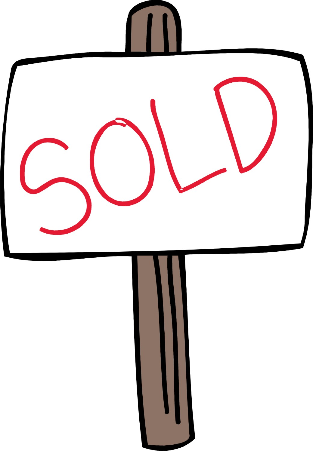 House sold clipart clipart panda free clipart images for Websites to sell artwork