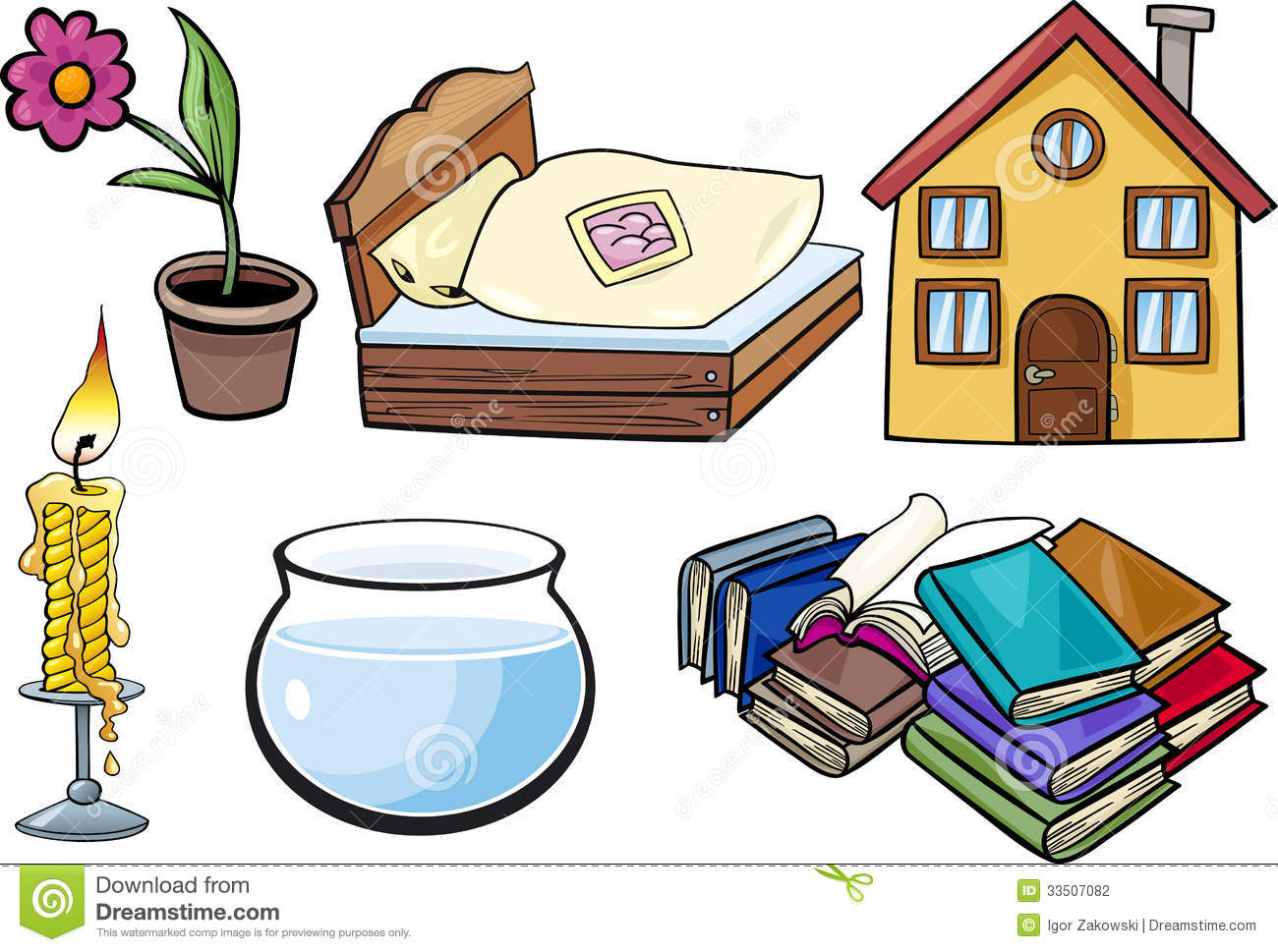 Household 20clipart clipart panda free clipart images - Household items use ...