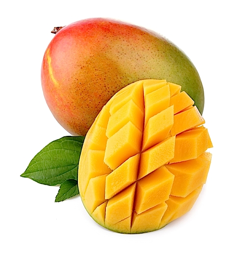 How To Cut A Mango | Clipart Panda - Free Clipart Images